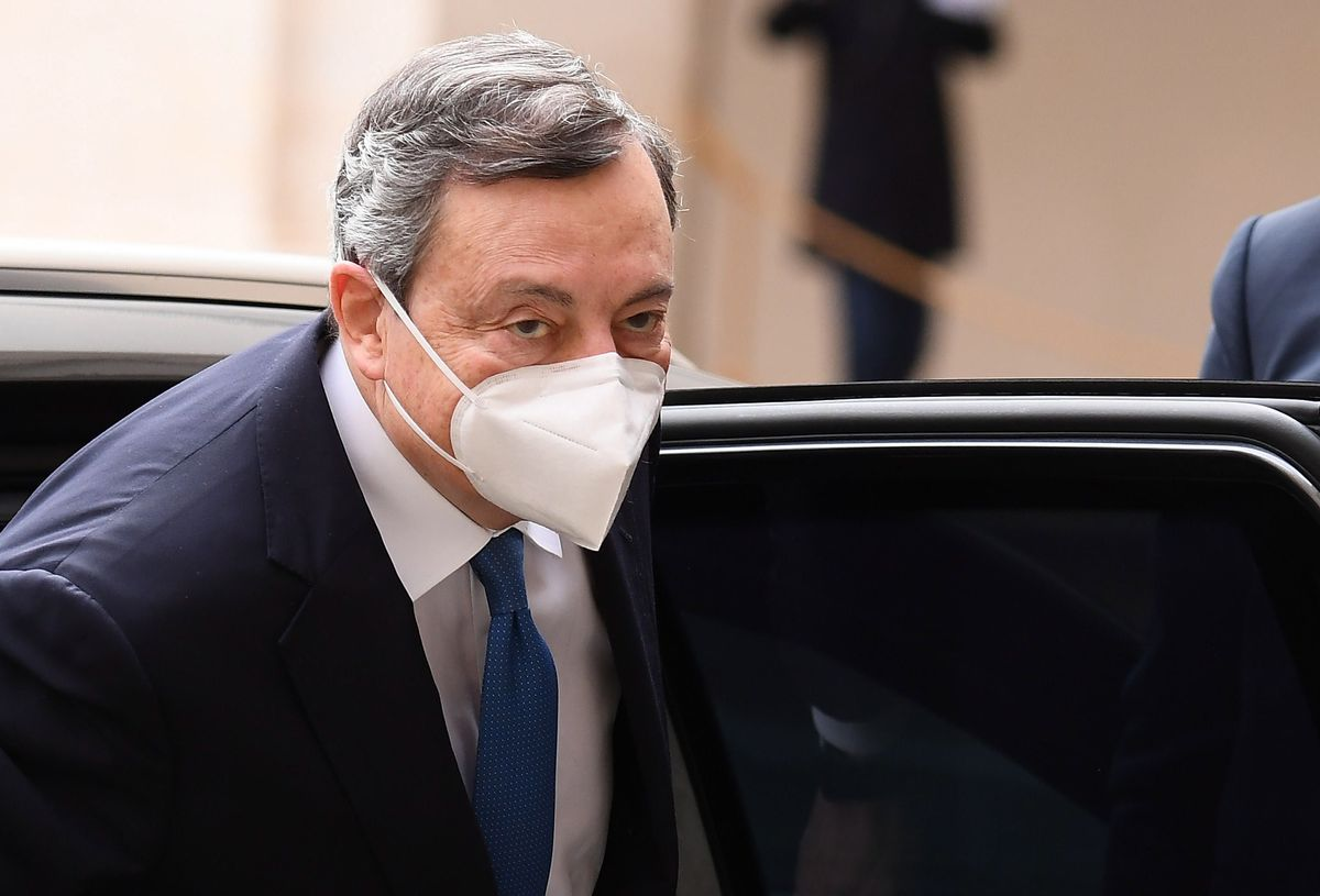 Draghi Accepts The Order To Form Emergency Government In Italy