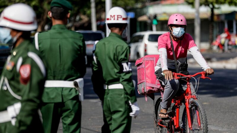 Junta Tries To Tighten Its Grip On Myanmar