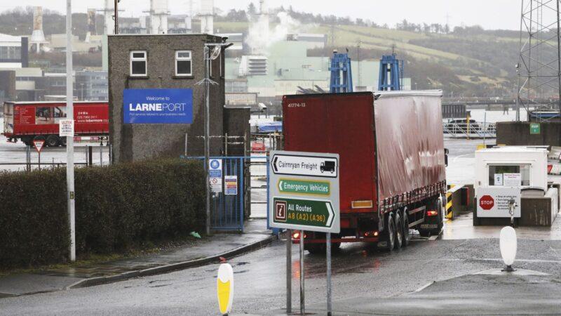 Northern Ireland Suspends Post Brexit Border Controls