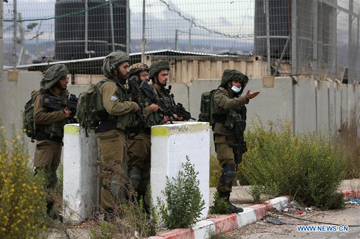 Palestinian Killed By Israeli Gunfire