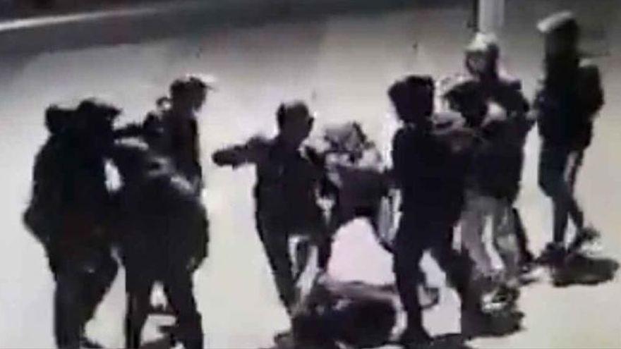 Paris Prosecutor Office accuses nine people of brutally beating a teenager