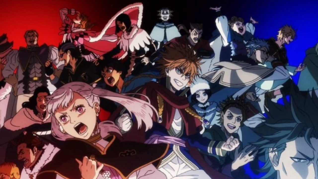 Black Clover Season 4: What is there in the fourth season of Black Clover