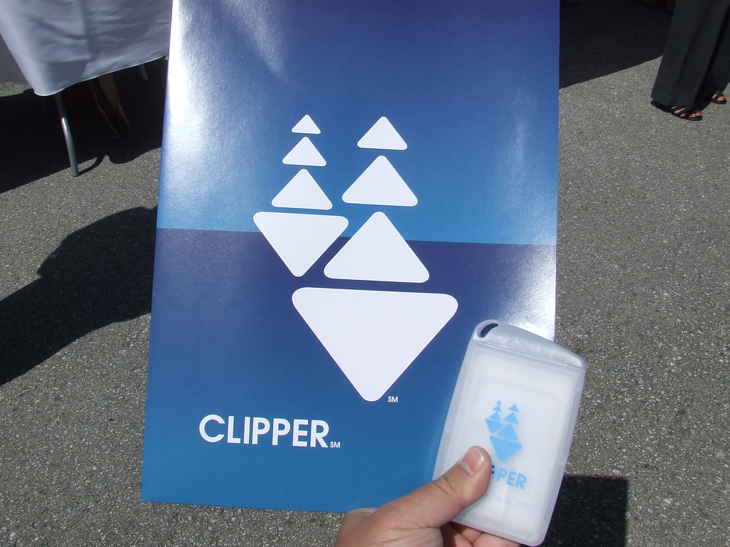 Clipper Transit Cards Will Now Have iPhone and Apple Watch Support
