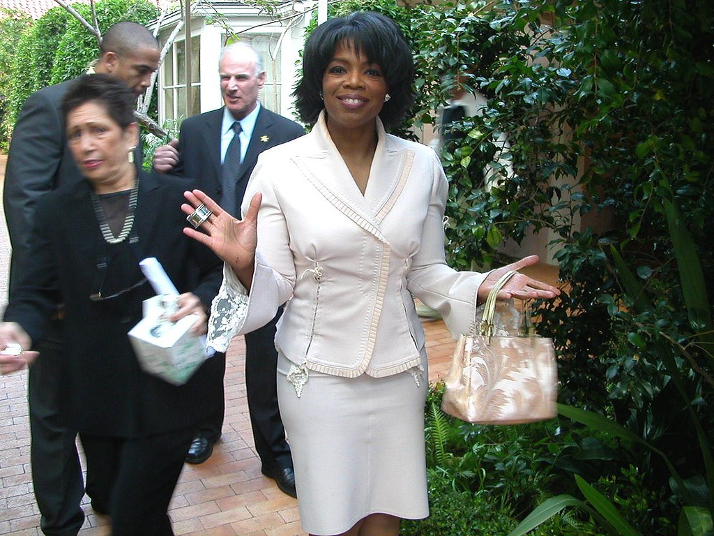 Oprah Winfrey revealed that she was raped by her teen cousin as a kid
