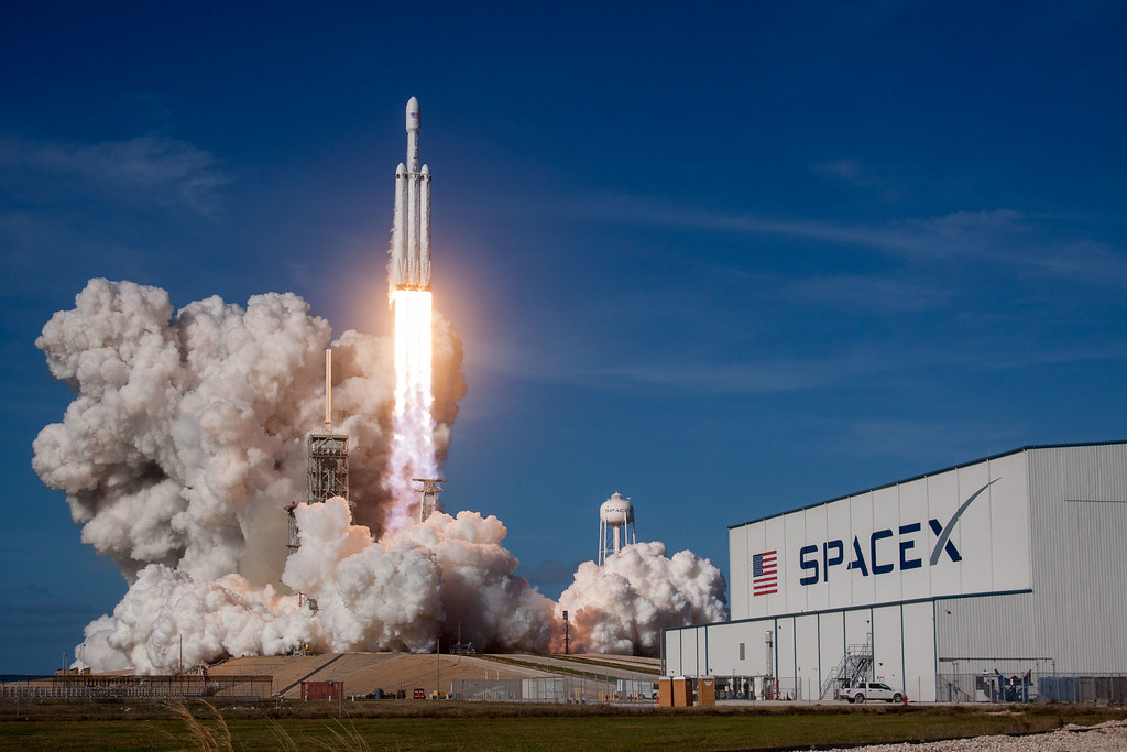 SpaceX has plans to test its first orbital Starship from Texas to Hawaii