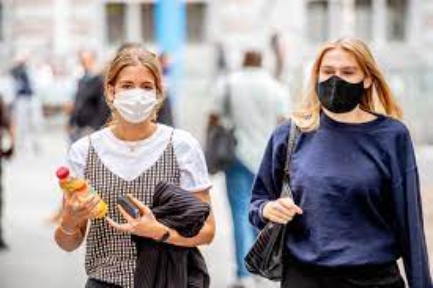 CDC plans to make changes in mask recommendations!