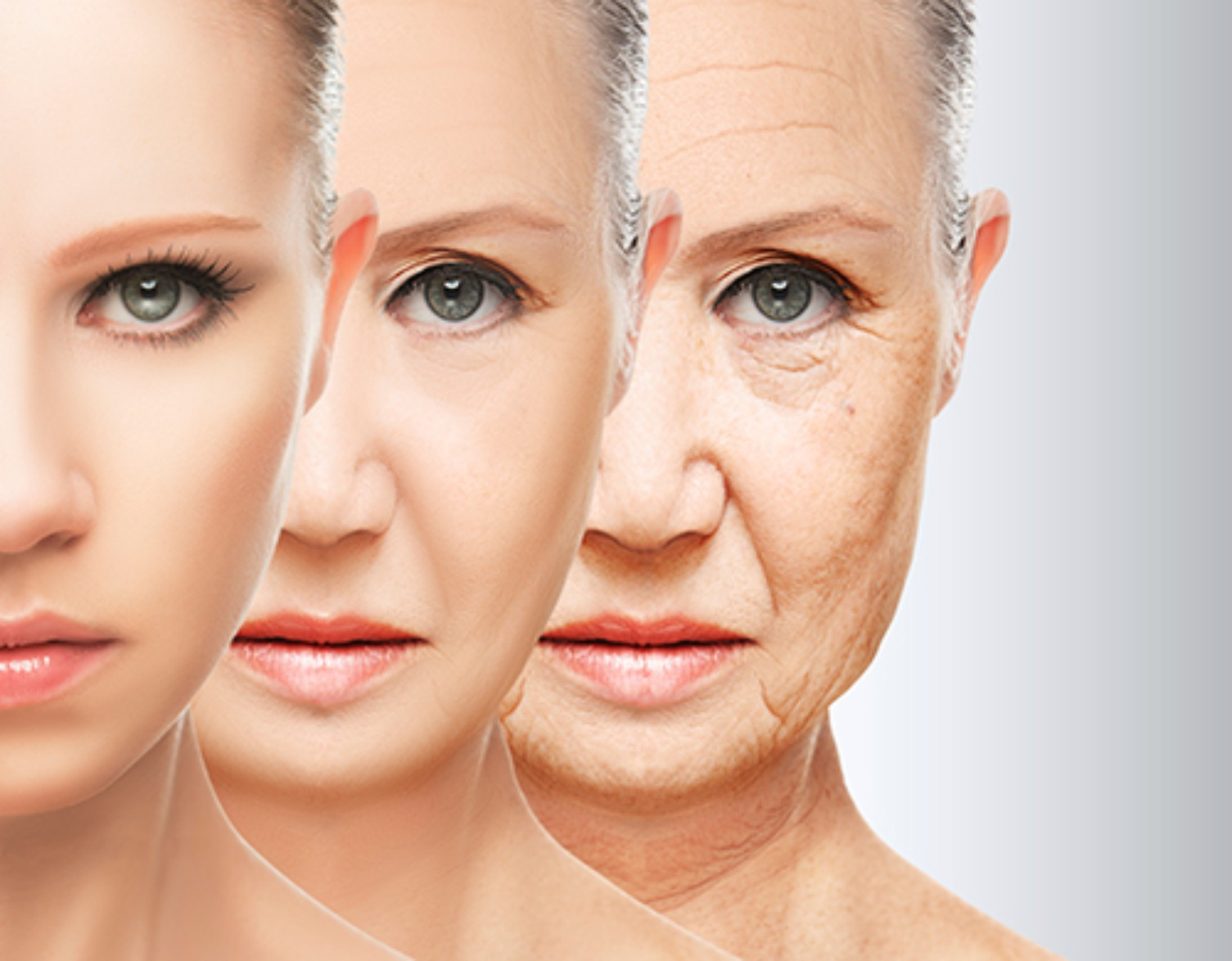 Food that helps in slowing the aging process!