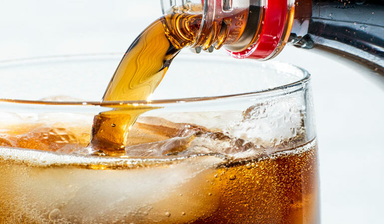 Drinking soda regularly may not be the best choice for overall health!