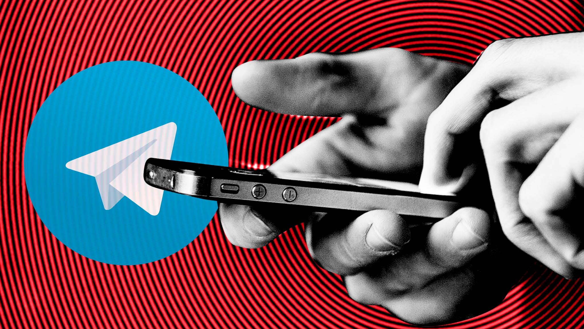 Telegram has witnessed a sharp increase in cybercriminal activities !