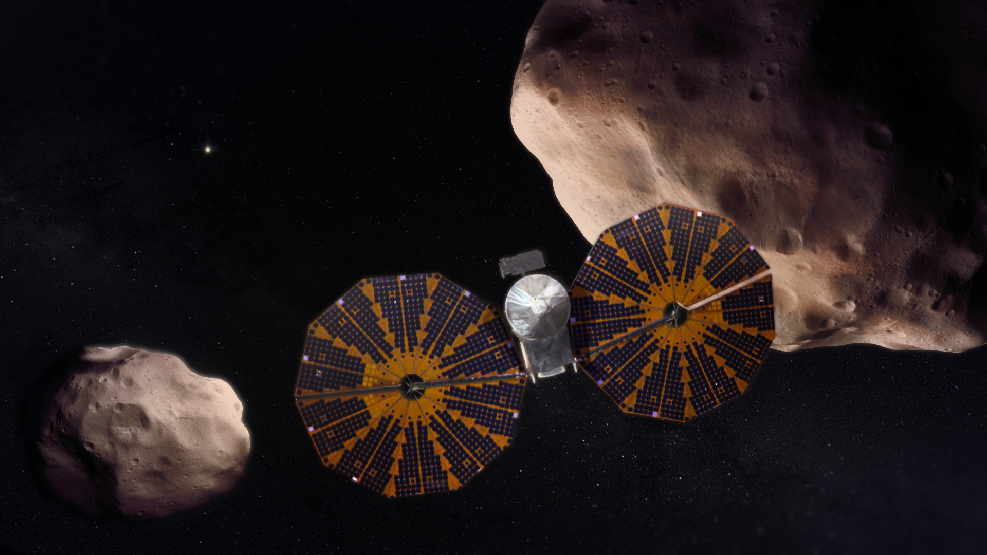 NASA is all set for the expedition of Lucy Spacecraft