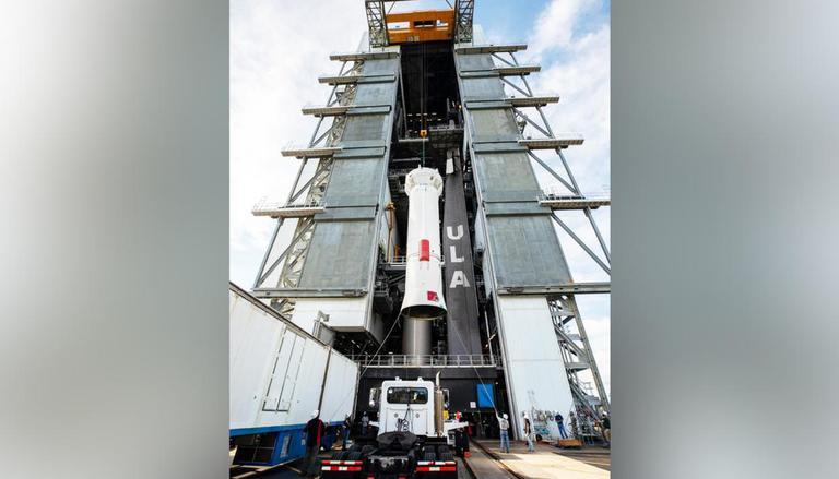 lucy spacecraft